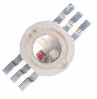 Wholesale 1PCS pin LED W RGB common anode led beads chip for high power led R V G B V mA