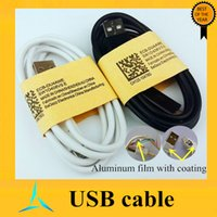 Wholesale Mcro USB V8 Cable Sync m FT Charger Cable In Adapter For Samsung S6 Note HTC