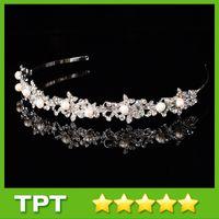 Cheap Wedding Tiaras Crowns Best Women Hair Accessories