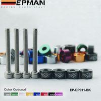 Wholesale EPMAN for JDM racing mm Metric Cup Washer Kit Cam Cap B Series DEFAULT COLOR IS BLACK EP DP011