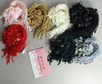apparel stocks - in stock Good quality plastic colorful hang tag string in apparel hang tag strings cord for garment stringing price hangtag or seal tag