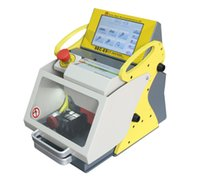 cnc cutting - 2015 New SEC E9 CNC Automatic Key Duplicate Machine Key Cutting Machine Auto Key Machine w Cutter Check Teeth Software DHL EMS Freeshipping