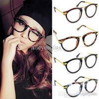 best spectacle frames - Best Selling Fashion Women Popular Transparent Plain Glass Frame Eyeglasses Spectacle Frame Colors Oculos De Grau PZ309