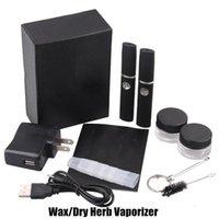Cheap Dry Herbal vaporizer Best Wax pen kits