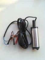 auto electric fuel - Professional Electric V V DC Auto Car fuel Oil Pump Diesel Kerosene Water pump pumping set tools