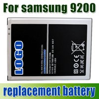Cheap 3200mah battery Replacement Battery for Samsung Galaxy Mega 6.3 I9200 9200 Top quality Factory Offer DHL Free Wholesale Churchill