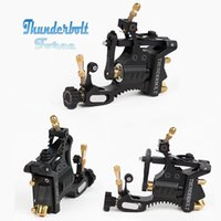 custom tattoo machines - 2015 New arrival Thunderbolt Force Rotary Tattoo Machine DESCRIPTION TECHNICAL SEPCS custom top aluminum alloy tattoo