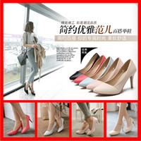 Cheap 2015 Brand New Womens Dress Shoes high heels cheap shoes Sexy High heel Wedding shoes Stiletto Heel party shoes