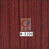 Wholesale Brand Wooden pattern film Water Transfer Printing Film Width cm car decortion film