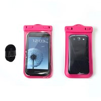 Wholesale Hot Sale Summer Waterproof Phone Case Universal Waterproof Phone Bag Underwater Case Cover Bag Dry Pouch for iPhone Samsung Galaxy Phone