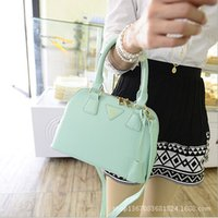 Women bag lady boutique - The new candy color portable bag lady shoulder diagonal package tide shell bag fashion boutique handbag