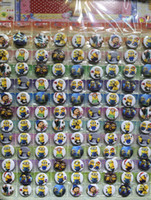 Cheap New 108pcs set Despicable Me Costume Boys Girls Toy Fashion Badges 2.5cm KQ02
