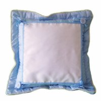 Wholesale New Home style sublimation press DIY Pillow Cover Sofa Cushions cotton Pillow Cases