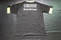 Calidad AAA + Tailandia! 15-16 temporada México Tigres UANL Soccer Jerseys uniforme fútbol Jerseys bordado Logo personalización número nombre