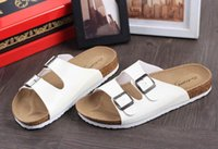 Wholesale Birkenstock Sandals Women Flats Flip Flops Slippers Women Men Sandal Plus Size Shoes Woman Zapatos Mujer Sandalias Femininas