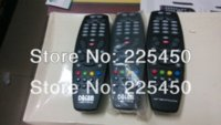 Wholesale good quality black DM800 learnning remote with DM logo for dream set top box and TV
