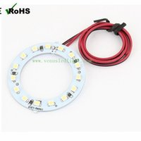 asuna car - new Car Led Headlight mm LED SMD Halo Ring Angel Eyes Warning Lamps