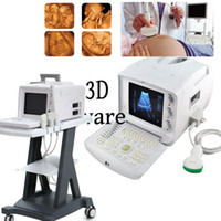 Wholesale Quality Guaranteed CE Approved Hotsale D SOFTWARE Trolly Portable Digital Ultrasound Machine Scanner Micro Convex Probe D