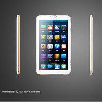 Wholesale 2015 Inch G Phone MTK6572 Dual Core Tablet PC HD Screen Android M GB Memory G G Phone Call GPS BT FM Tablet PC