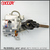 Wholesale ATV Reverse Gear Box Assy drive by shaft reverse gear transfer case for cc cc shaft drive ATV
