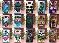 animal skin cells - lovely animal design cell phone skin stand holder for smartphone Samsung Galaxy s2 custom Hard Phone Case Back Cover