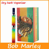 Wholesale Hot Gift Box Vaporizer Kit Bob Marley Vaporizer Pen Kit Dry Herbel Pen VS Snoop Dogg Vaporizer Pen E Cig Kit For Dry Herb Atomizer