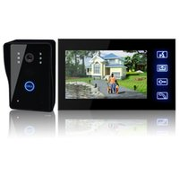 Wholesale BEIBEIKA quot TFT color display Wireless Video Door Phone GHz launch frequency