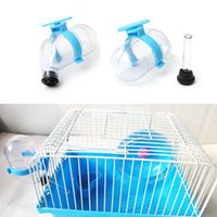 Wholesale 1PCS New Pet Leak proof Water Bottle Lovely Hamster Rats Automatic Drinking Bottle Convenient Kettle Dispenser