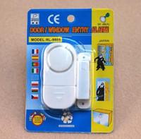 Wholesale Wireless Door Window Entry Burglar Home Alarm Safety Security Guardian Protector Magnetic Sensor Security Alarms RL