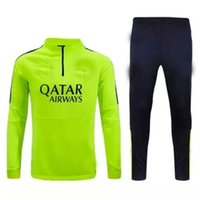 barcelona white jersey - 2016 soccer Kit Uniform jersey Barcelona football Tracksuit Green Blue and Black Color Track suit maillot de foot