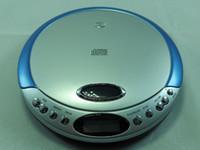 Wholesale portable CD player CD colour black blue red