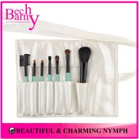 Wholesale Synthetic Hair Makeup Tools for Mary Kay Makeup Brushes Protable Face Makeup Lovely Pinceis