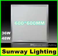 home warmer - LED Panel Light W W X600 led flat panels lights x60cm indoor lighting for home with led driver CE RoHS years warranty