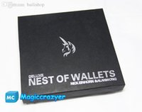 Wholesale Deluxe Nest of Wallets