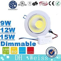 Cheap 9W Led Downlights Best Yes LED LED Ceiling Lamps