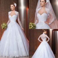 beautiful modest wedding dresses - Beautiful Wedding Dresses cheap wedding dresses lace wedding gowns modest wedding dresses detachable wedding dresses a line strapless Lace
