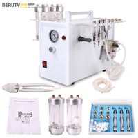 beauty salon spa equipment - Promotion Crystal Flow Vacuum Diamond Microdermabrasion Dermabrasion Machine Water Peeling Facial Skin Care Salon Beauty Equipment Spa