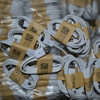 Wholesale For i S Samsung Galaxy Note S7 S6 edge Micro USB Cable Cable Micro USB m Sync Data Cable Charging Charger Cable adapter Wire