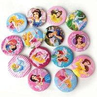 Wholesale 2016 Hot Sale Promotion Plating d Multicam Fallout Long term Supply cm Cartoon Badges Tin Pin Plastic Snow White Badge