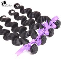 Wholesale Body Wave Brazilian Hair Extension Bundles of Hair Deals Human Hair Body Wave Hair Weaves Cheap Hair Weft