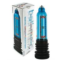 Wholesale Penis Enlargement Machine Electirc Penis Sleeve Sex Product for Men Long lasting Spray Penis Grow A Tool for penis bigger