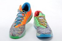 kids kevin durant shoes - kd what the kd VI Kids Mens basketball shoes kds new arrival kd6 mens kevin sneakers for sale durant SizeEuro