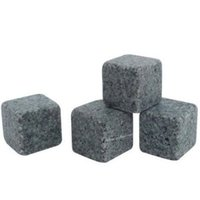 big ice coolers - BIG SALE Whiskey stones set velvet bag dark gray cooling ice melts ice cube rock