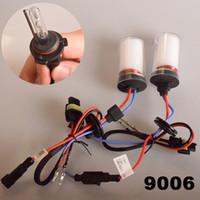 Wholesale 2pcs W HB4 Car Xenon HID Bulbs W HID Xenon K K K K K Xenon HID Bulbs