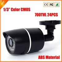 al por mayor cámaras bullet color resistente a la intemperie-1/3