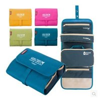 Wholesale New Fashion Travel Bag Cosmetic Bags Outdoor Travelling Duffel Storage Multifunction Convenient Bussiness Casual Style