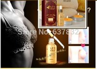 Wholesale 1 Box Natural herbal fragrance nai xin breast enhancement breast essential oil