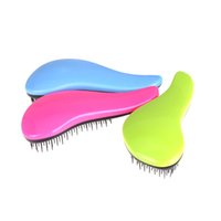 PVC tool handle - 2014 HOT Professional Hair Brushes Styling Tool Beauty Hair Brush Hair Comb with Handle H11764