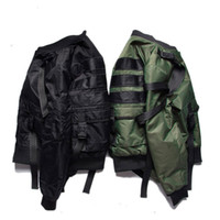 airborne military - Fall MA1 Army Air Force Pilot Fly Tactical Jacket Military Airborne Flight Bomber Jacket Men Winter Warm Outdoor Motorcycle swag coat
