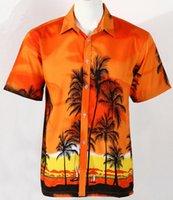 hawaiian shirts - Hot Sale Men s Hawaiian Shirts Plus Size High Quality Floral Printing Casual Beach Shirts Colors
